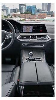 BMW Designer describes the interior design of the new BMW X5