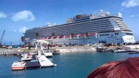 Glass Bottom Boat Cruise Bermuda by Ncl Breakaway Bermuda Day 1 Glass Bottom Boat Part 1 Youtube