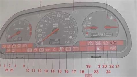 volvo  owners manual quick  dash warning lights