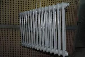 Comment Démonter Un Radiateur En Fonte : peinture radiateur fonte ~ Premium-room.com Idées de Décoration