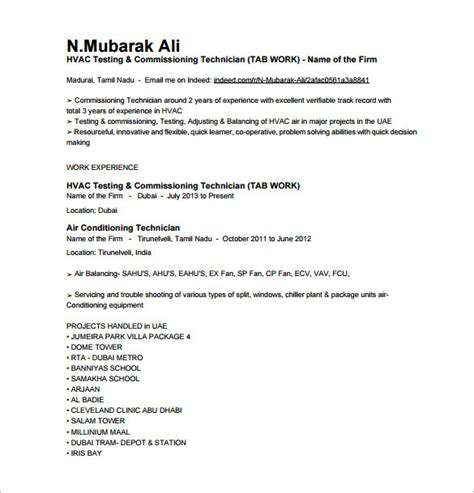 Etl Testing Sle Resume For Experienced by Etl Testing Resume 56 Images Etl Testing Resumes