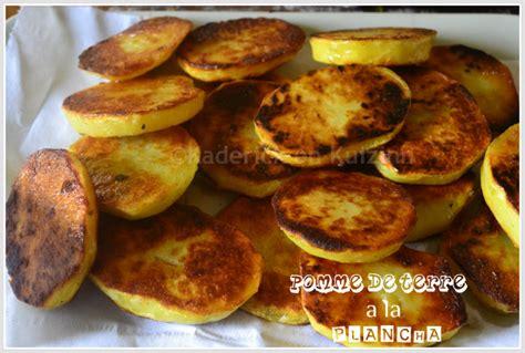 recette de cuisine a la plancha plancha pomme de terre rissolées recette cuisine à la plancha