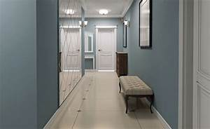 13 idees deco pour amenager le couloir With couleur pour un couloir 8 comment amenager une petite chambre elle decoration