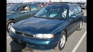 1995 Subaru Legacy Ls Start Up And Tour