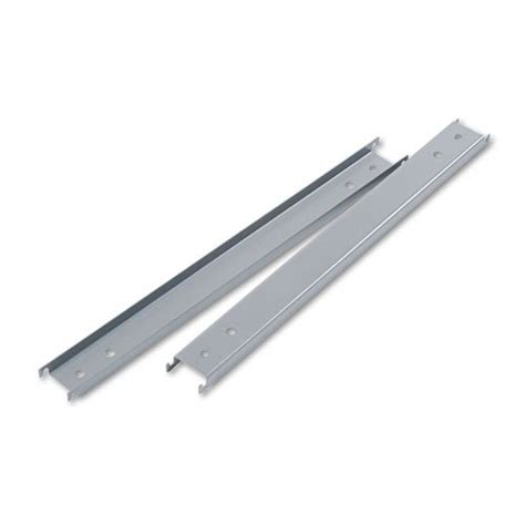 lateral file cabinet rails hon 919492 double cross rails for 42 quot wide lateral files
