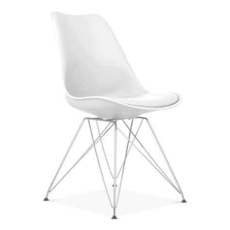 chaise salle a manger blanche conceptions de maison blanzza