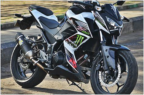 Modification Kawasaki Z250 by Modifikasi Z250 Otomotif Keren