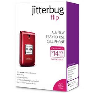 Flip Cell Phones for Seniors Jitterbug