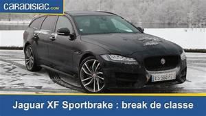 Essai Jaguar Xf : essai jaguar xf 2 sportbrake le break de classe youtube ~ Maxctalentgroup.com Avis de Voitures