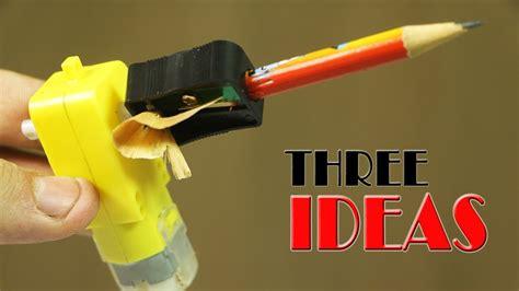 Three Cool Ideas Using Cheap Dc Motors  Youtube