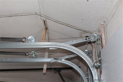 replace garage door garage door springs is the most prone to damage