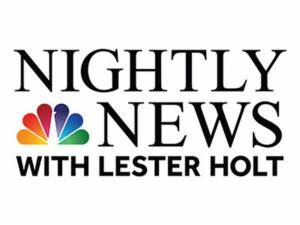 RATINGS: NBC NIGHTLY NEWS WITH LESTER HOLT Is Number One ...