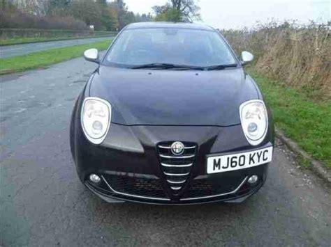 Alfa Romeo 2011 Mito Veloce Multiair Petrol Black Manual
