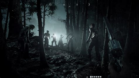 One Direction Wallpaper Hd Hunt Showdown First Gameplay Footage Features A Massive Spider Shows How Players Will Hunt