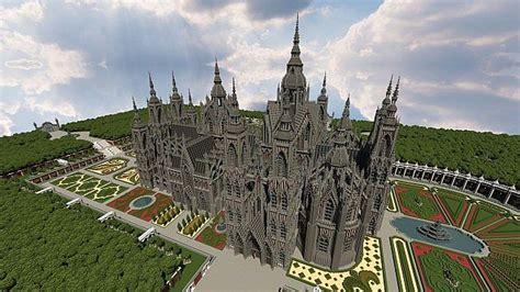 ecclesia darii castle minecraft building