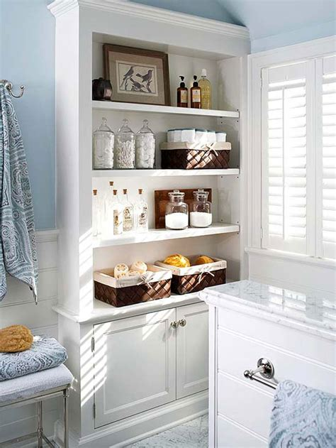 clever small bathroom ideas