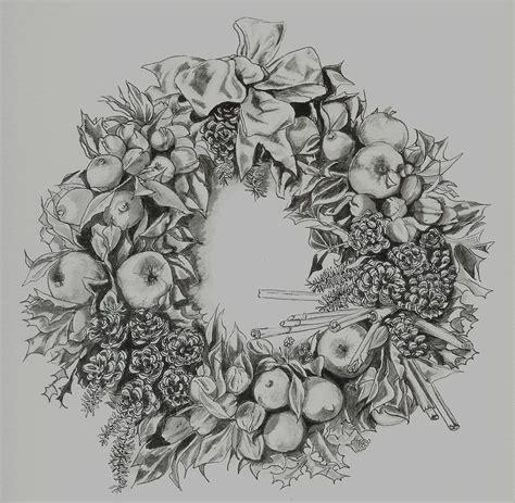 Christmas Wreath Yvonne Ayoub