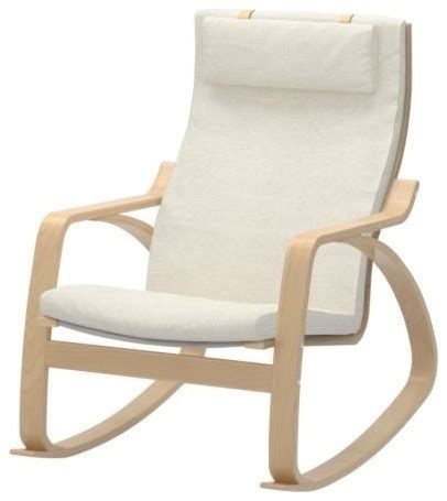 po 196 ng rocking chair dala scandinavian rocking