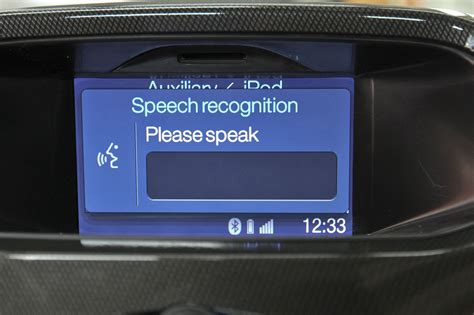 jd power exec reports voice recognition failure