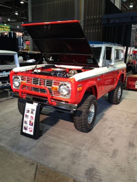 early ford bronco  sale  joliet illinois