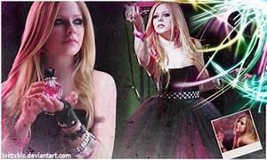 Avril Lavigne Black Star 1 by brittXblc on DeviantArt