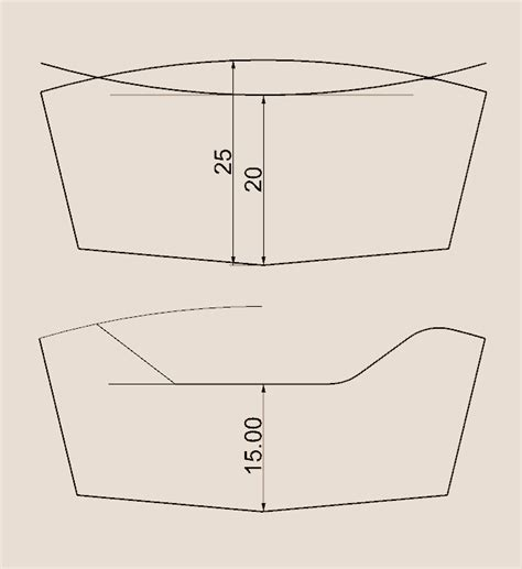 Boat Transom Dimensions by Outboard Shaft Length Bateau2