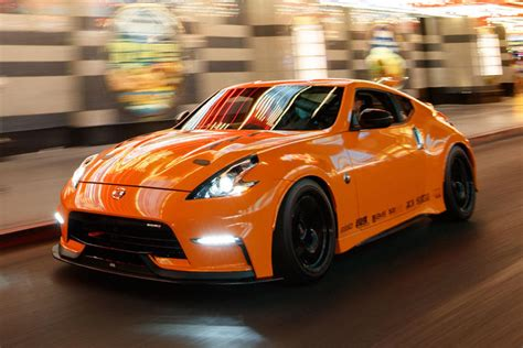 Nissan 370z Nismo Hp by Nissan Brings 400 Hp 370z Nismo To Sema Carbuzz