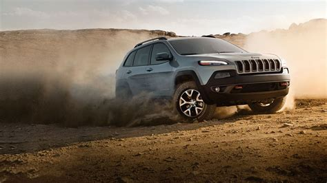 jeep cherokee trailhawk sport cars wallpapers jeep