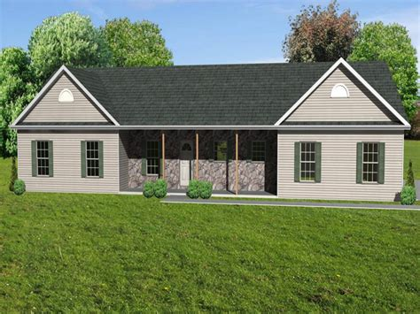 small ranch house plans with porch small house with ranch style porch unique ranch house