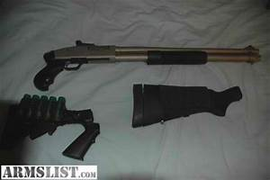 Images of Mossberg 590 Mariner Tactical - #golfclub
