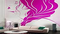 creative painting ideas Creative Wall Painting Ideas For Living Room | Examples and Forms
