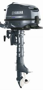 New Yamaha Outboard Motors