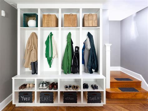 tiled shower shelf ideas modern minimalist mudroom cubby design made from wood