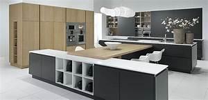 Moderne Küche Mit Kochinsel Holz : moderne k che einrichtung mit kochinsel und esstisch von pronorm freshouse ~ Bigdaddyawards.com Haus und Dekorationen