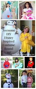 DIY Disney Inspired Costume Round up!