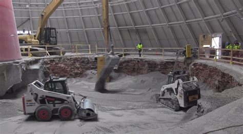 Corvette Museum Sinkhole Size by National Corvette Museum Sinkhole Update Begins The