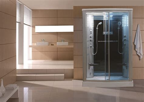 steam shower kit prices  installation costs