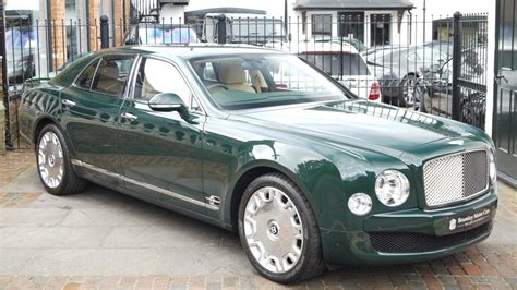 Queen's Bentley Mulsanne For Sale On Auto Trader
