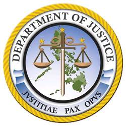 department of justice philippines