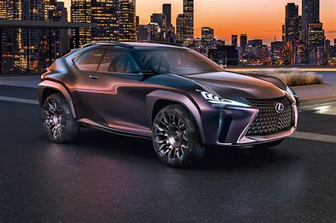 Lexus Picture by Fancy Lexus Ux Crossover Concept Revealed By Car