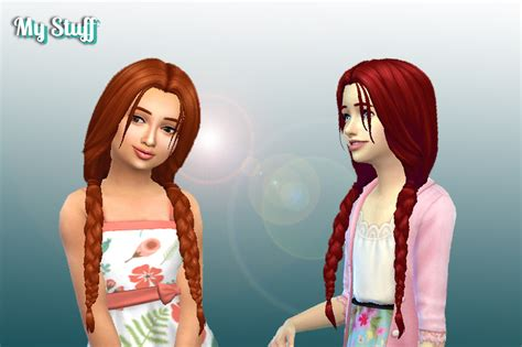 Click on the link provided in the email to activate your account. Mystufforigin: Maddison Hair for Girls ~ Sims 4 Hairs