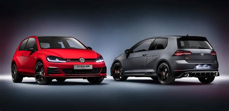 Volkswagen Launches 286 Hp Golf Gti Tcr Concept 187 Autoguide News
