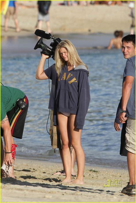 brooklyn decker battleship camerawoman photo