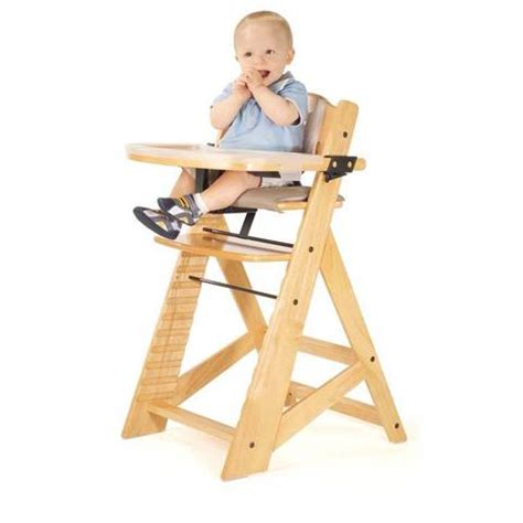 keekaroo height right high chair with tray target