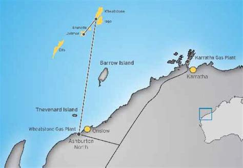 Chevron Sells Wheatstone Gas to Tohoku Electric | Offshore ...