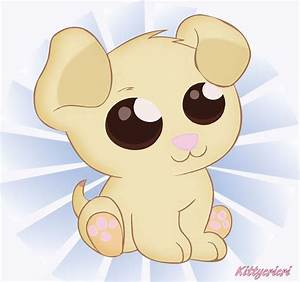 Chibi dog by Kittycricri.deviantart.com on @deviantART ...