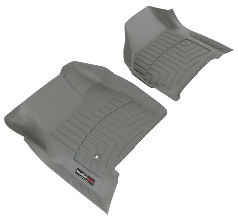 Weathertech Floor Mats F250 by 2006 Ford F 250 And F 350 Duty Floor Mats Weathertech