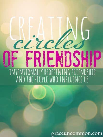circle  friendship quotes quotesgram