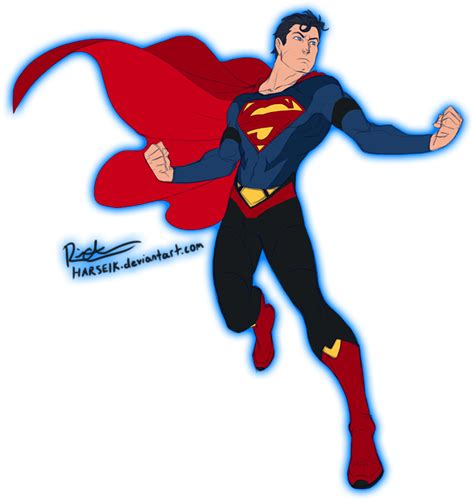 Overkill Superman Design By Harseik On Deviantart
