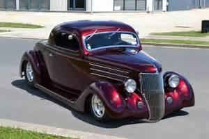 1936 3 Window Coupe